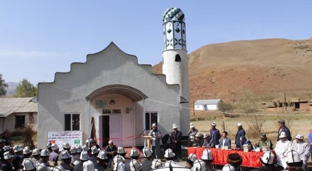 Turkish Aid Agency Builds 3 Mosques in Kyrgyzstan