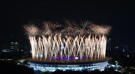 Indonesian President Jokowi Opens Asian Para Games 2018
