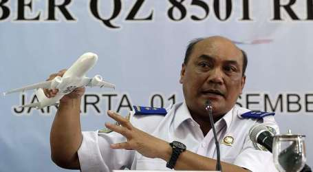 Crashed Indonesian Plane Had Faulty Air Speed Indicator, Official Says