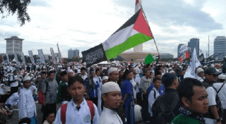 Present at Indonesian Muslim Reunion 212, Palestinian Believes Al-Aqsa to be Free