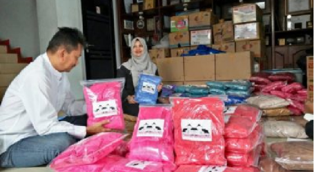 Indonesian Humanitarian MER-C Sends Third Aid to Tsunami Victims