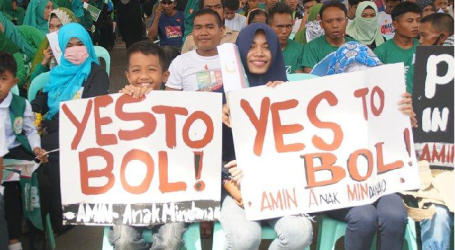 The 2nd Bangsamoro Plebiscite Held Successfully
