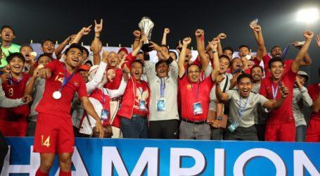 Indonesia Wins AFF U22 Champhionship