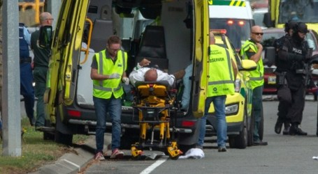 At Least 49 Dead in New Zealand Mosque Attacks