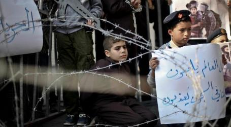 Report: 95% of Palestinian Children Detained by Israel were Tortured