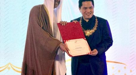 Indonesia Wins OCA Award for Success of 2018 Asian Games