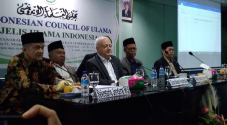 Australian Ambassador Visits Indonesian Ulema to Discuss Mosque Attacks
