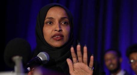 US Congresswoman Omar Slams Netanyahu's Speech At AIPAC