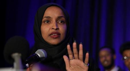 US Congresswoman Omar Slams Netanyahu's Speech At AIPAC