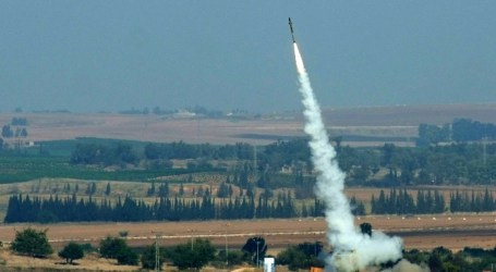 A Rocket Fire from Gaza Wounded 7 Israeli in Tel Aviv
