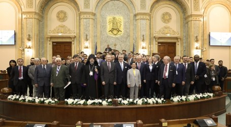 Romania Holds International Conference for Peace Development