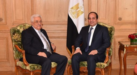Abbas in Cairo to Discuss Palestine Situation