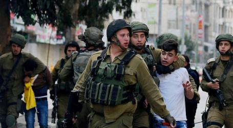 Report: Israel Arrest 50.000 Palestinian Children Since 1967
