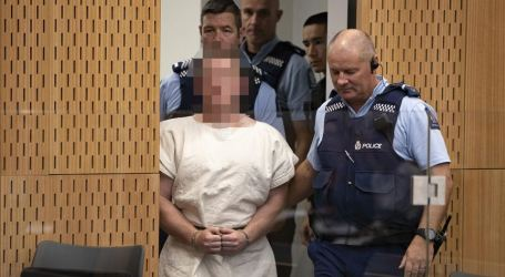 New Zealand Massacre Suspect Appears in Court