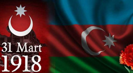Azerbaijan Commemorates The Day of Genocide on March 31