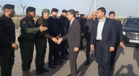 Egyptian Intelligence Delegation Returns to Gaza Again