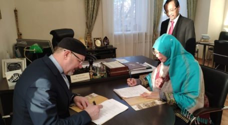 Two Islamic Colleges in Bogor Establish Cooperation with Russia