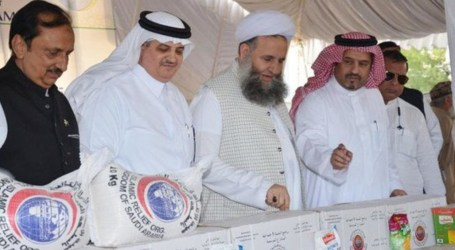 Muslim World League Opens 'Iftar Saem' Program in Pakistan