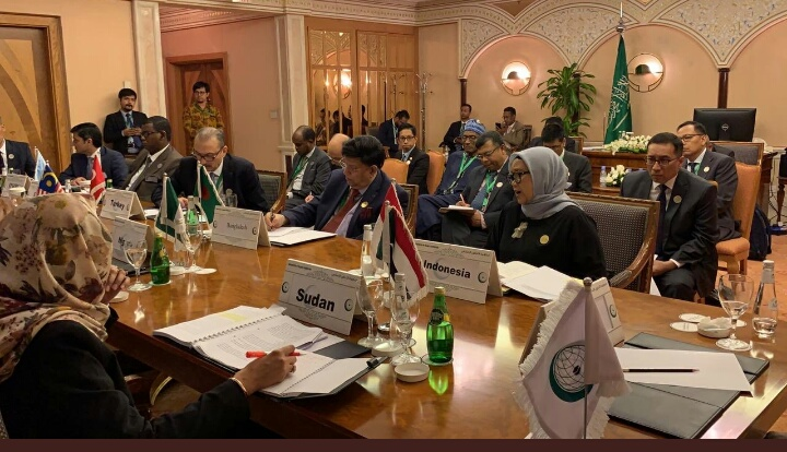 Indonesian FM Attends OIC Summit in Jeddah - Mina News