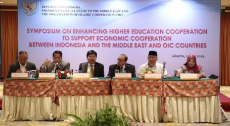 Middle East Countries' Ambassadors Discuss Educational Synergy with Indonesia
