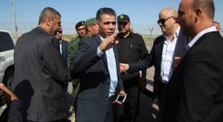 Egyptian Delegation Arrives in Gaza to Discuss  Ceasefire Agreement