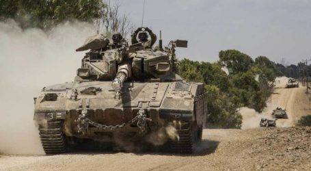 Israeli Military Attack on Gaza Strip