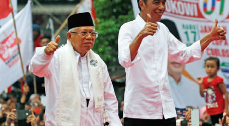General Election Commission Announces Jokowi-Ma'ruf Winner of 2019 Presidential Election