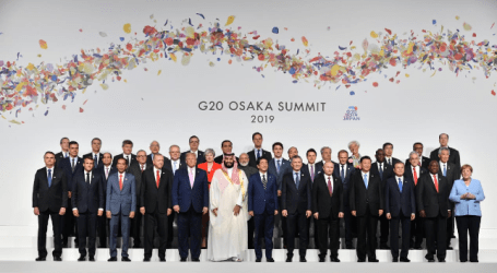 G20 High Level Summit Held Virtually