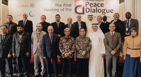 OIC's First Peace and Dialogue Meeting Held in Jakarta