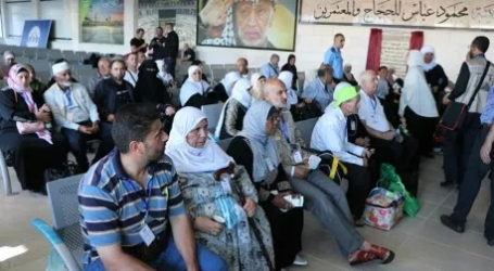 Hajj Pilgrims of West Bank Departed to Mecca