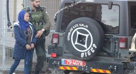 Since 1967 Israel Detain 17,000 Palestinian Women