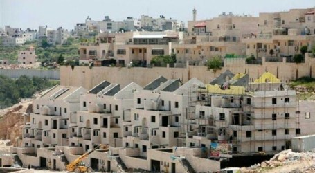 Israel Builds 2,300 Illegal Settlements in West Bank