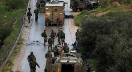Israel Closes Agricultural Road in Palestinian Village