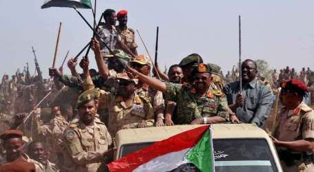 Sudanese Military to Hand Over Power on August 18th