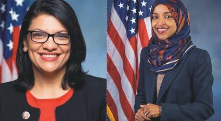 Israel Blocks Rashida Tlaib and Ilhan Omar's Visit to Palestine