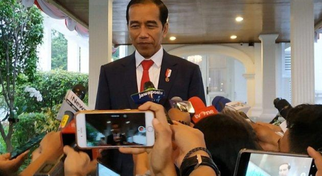 President Jokowi Announces Location of New Capital City