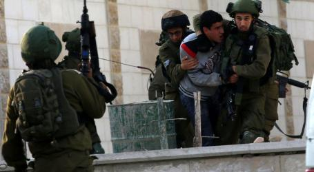 Israel Arrested 450 Palestinians, Including 69 Children in August