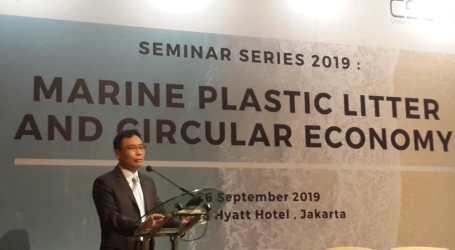 Taiwan-Indonesia Explores Potential Collaboration on Recycling of Marine Plastic Litter