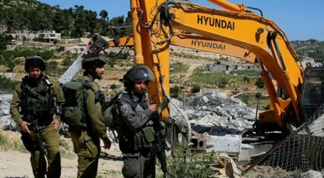 Israeli Court Approves Eviction of Palestinian Buildings in North Hebron