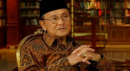 3rd Indonesian President, BJ Habibie Passes Away