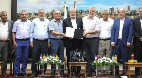 Hamas Accepts Initiative to Join Elections