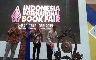 Jakarta Governor Officially Opens 2019 Indonesia International Book Fair