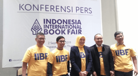As 20 Countries to Attend 2019 Indonesia International Book Fair