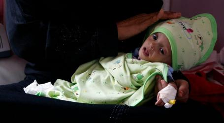 UN: 92% Babies in Yemen Underweight at Birth