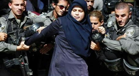 Shouted Takbir, Four Palestinian Women Arrested by Israeli Forces