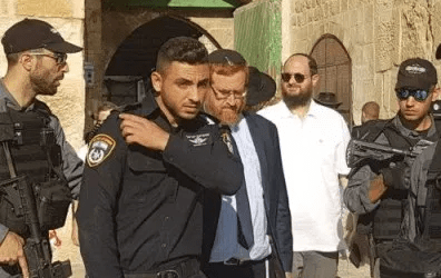 Israeli Forces Attack and Capture Al-Aqsa Guards