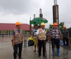 Physical Construction of Indonesian Hospital in Myanmar Already Done