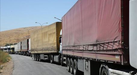UN Dispatches Humanitarian Aid to Northwest Syria