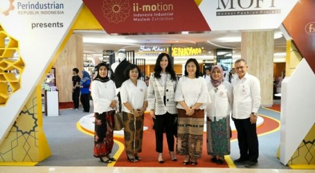 Indonesia to Become World Muslim Fashion Center in 2020