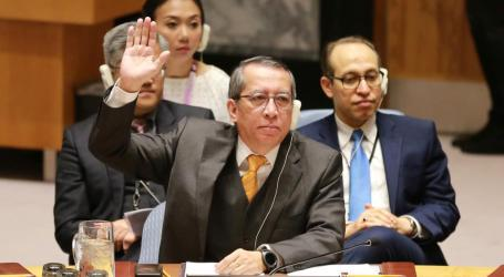 Indonesia Welcomes UNDOF Mandate